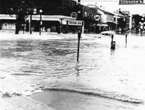 Historic flooding on Market Street