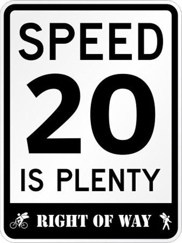 twenty is plenty
