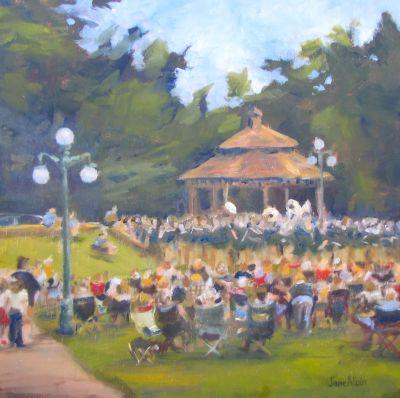Huffnagle Park Art