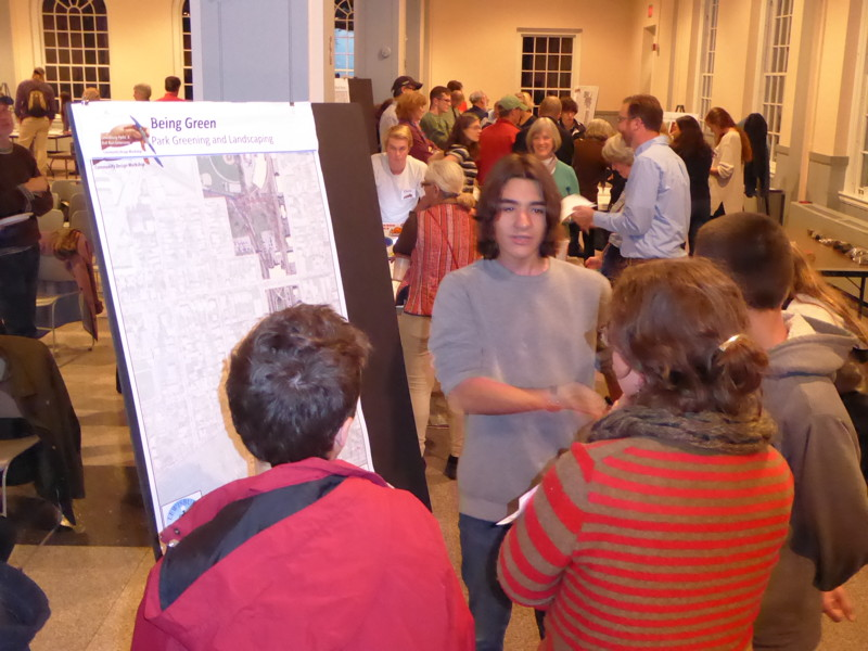 River Town Planning — It's Charrette Time!