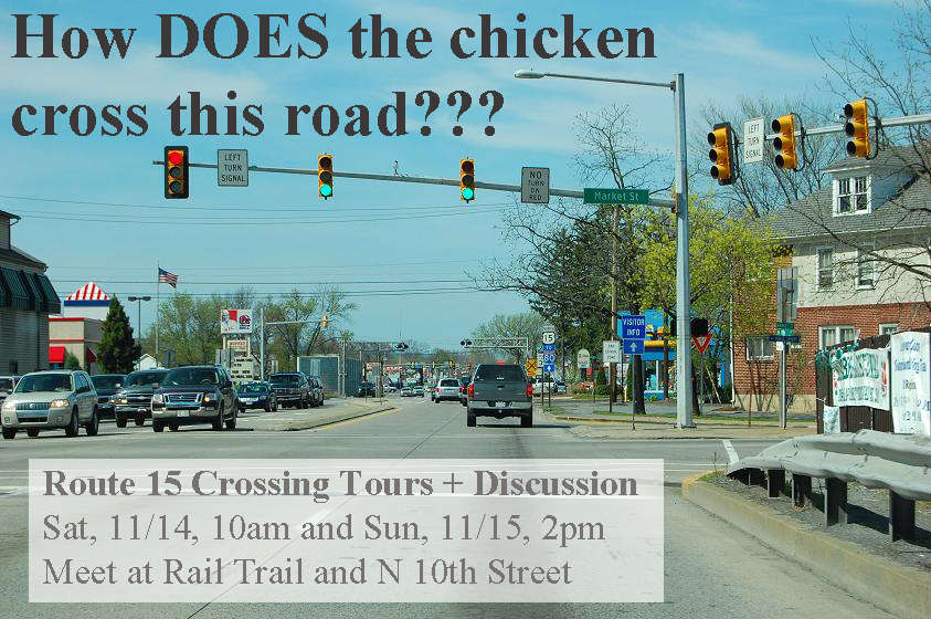 How DOES the Chicken Cross This Road?