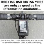 Bike Ped Mapping